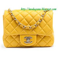 Sarı Çanta Modelleri