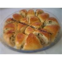 Üçgen Rulo Çörek