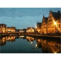 Yolumuz Belçika'ya Düştü...