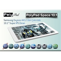Polypad Space 10.1 Tablet Pc İncelemesi
