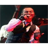 Ankara'da Serdar Ortaç Konseri