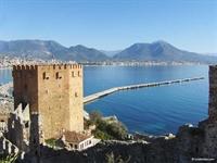 Alanya' Da Gezilip Görülecek Yerlerin Başlıcaları