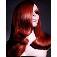 2012 Yılı Kızıl Saç Modelleri