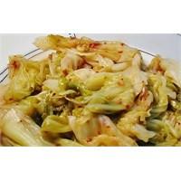 Farklı Bir Lahana Salatası-ekşileme