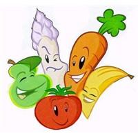 Sebze Ve Meyvelerle Gelen Tehlike