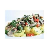 Sevilen Balık Salatası