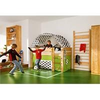 Spor Temalı Çocuk Odaları