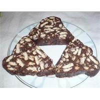 Pratik Mozaik Yaş Pasta Tarifi