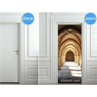 Dekoratif Kapı Sticker Çeşitleri