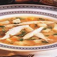 Buğdaylı Tavuk Çorbası...