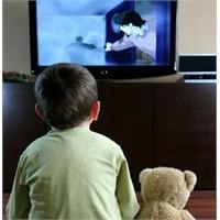 Televizyonla Baş Başa Bırakılan Çocuklar
