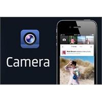 Facebook Camera Appstore'da