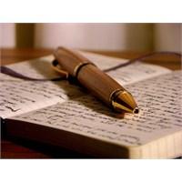 Yazmak Cesaret İster!