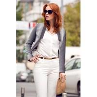 Yeni Moda : Yazlık Bayan Ceketler