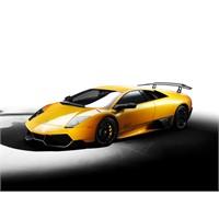Lamborghini Aventador Üretim Görüntüleri