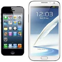 İphone 5 Vs Galaxy Note 2 Hangisini Almalıyım