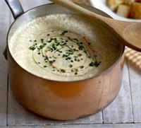 Mantar Çorbası !