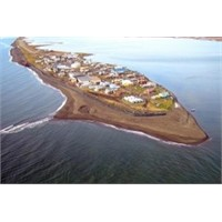 Kivalina, Küresel Isınma İle Yok Olan Bir Ada