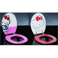 Hello Kitty Banyo Aksesuarları