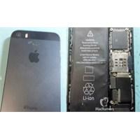 İphone 5s'in Çift Flaş Özelliği!