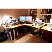 Evden Çalışma (Home Office Çalışma)