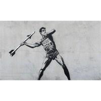 Banksy'den Olimpiyatlara Özel İki Çalışma