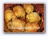 Mantarlı Tavuk Sarması Tarifi