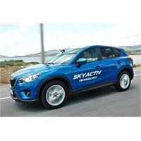 Mazda Cx-5 Skyactiv: Mazda'nın Geleceği!