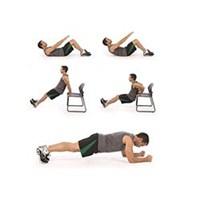 Saatlerce Koşmaya Eşdeğer 7 Dakikalık Egzersiz