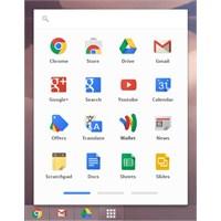 Chrome Uygulamaları İçin Başlat Menüsü!