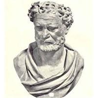 Etik Üzerine, Demokritus