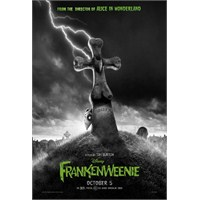 Frankenweenie'den Yeni Fragman