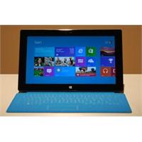 Microsoft 10 Bin Adet Tablet Dağıttı!