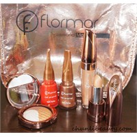 Flormar 'limited Edition' Koleksiyonu Jewel Gold