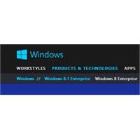 Windows 8.1 'in Çıkışı Yakın
