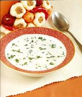 Maydanozlu Pirinç Çorbası
