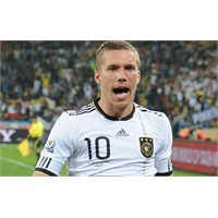Arsenal'in Yeni Prensi Podolski