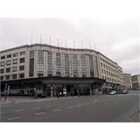 Brüksel'in Kalbi - Brussels Centraal İstasyonu