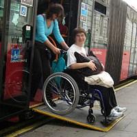 Engellilerin Toplu Taşıma Hizmetinden Yararlanması