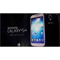 Yeni Galaxy S4 Kapsamlı Testte [Antutu&benchmark]