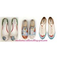 Dogo`nun Desenli Ayakkabıları