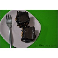Fıstık Ezmeli Brownie