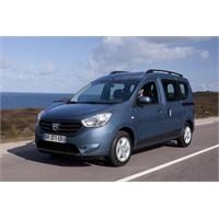 2013 Dacia Dokker Detayları Belli Oldu