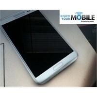 Galaxy Note 2 Prototipi Görüntüsü İnternette Sızdı