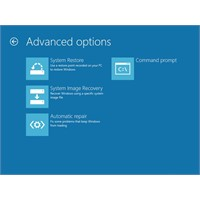 Windows 8 Recovery (Kurtarma) İşlemleri