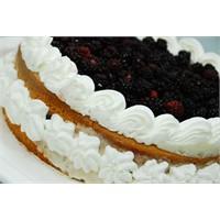 Böğürtlenli Pasta Yapmaya Karar Verdik