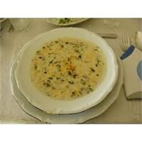 Yoğurt Çorbası Tarifim