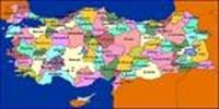 Turkiye İller Haritasi Oyunu