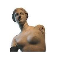 Sarkık Göğüslere Venüs Heykeli Modeli