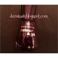 Essence Colour&go Nail Polish (148 Prom-berry)